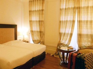 UNA Hotel Roma room