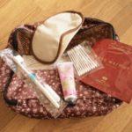 海外旅行の持ち物リスト(機内持ち込みバッグに入れる物とスーツケースに入れる物)