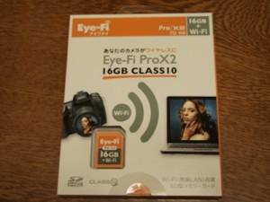 Eye-Fi Pro X2 16GB