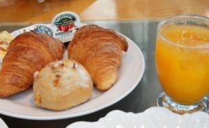 トスカの朝食