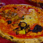 イタリア旅行中に食べたもの