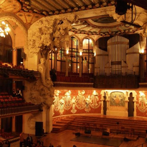 カタルーニャ音楽堂の画像 p1_19