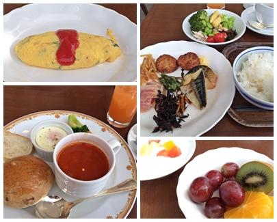 ホテルオークラハウステンボス朝食