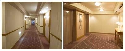 ホテルオークラJRハウステンボス共通部分