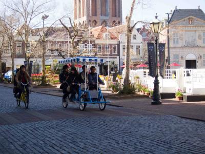 ハウステンボス自転車