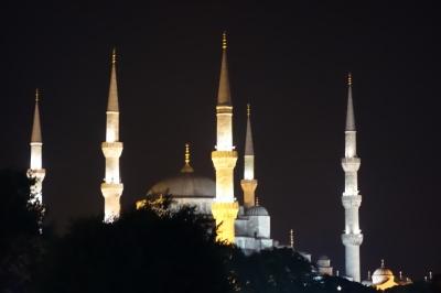 イスタンブール夜景