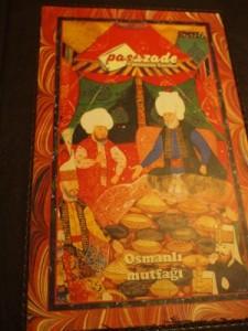 Pasazade Restaurant Ottoman Cuisine