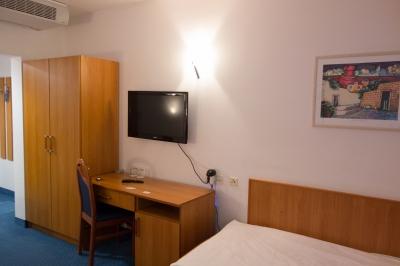 Hotel Perla客室