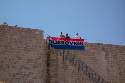 ドゥブロヴニク城壁
