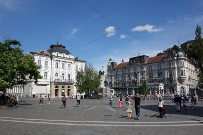 プレシェルノヴ広場