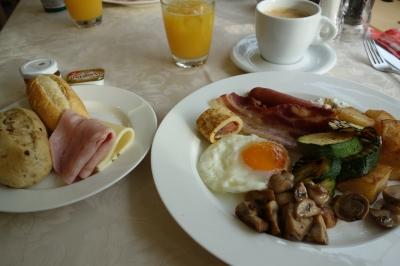 ベストウエスタン スロン朝食