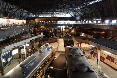 鉄道博物館ヒストリーゾーン