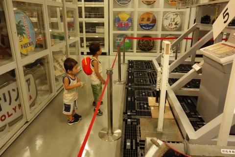 鉄道博物館コレクションゾーン