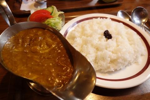鎌倉キャラウェイのチーズカレー
