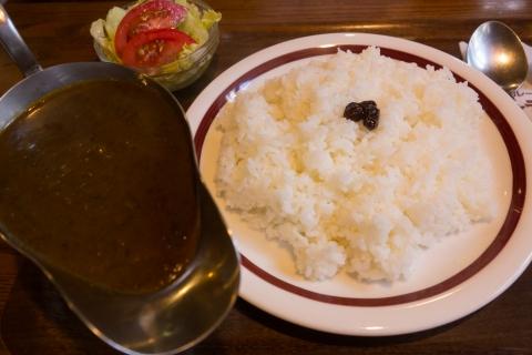 鎌倉キャラウェイのビーフカレー