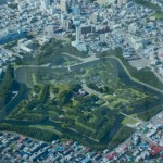 函館一人旅PART1-五稜郭タワーと箱館奉行所で歴史を学ぶ