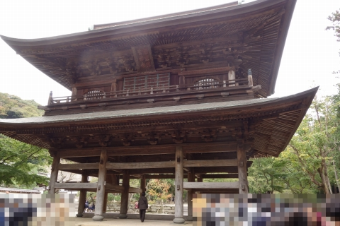 鎌倉円覚寺三門