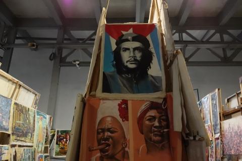 サンホセ民芸品市場