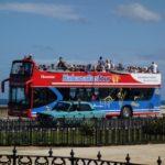 ハバナ観光に使える乗り物いろいろ(ハバナバスツアー・ココタクシー・クラシックオープンカー)