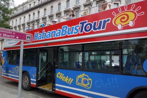 ハバナバスツアー