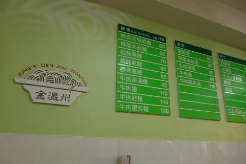 金温洲餛飩大王