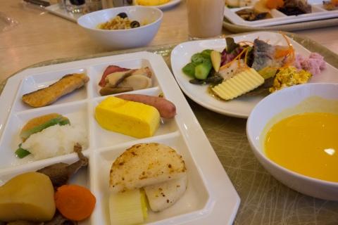 センチュリーロイヤルホテル朝食