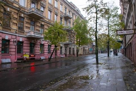 ヴィリニュス旧市街