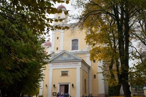ヴィリニュス聖霊教会