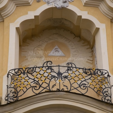 ヴィリニュス聖三位一体教会