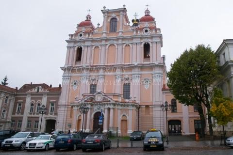 ヴィリニュス聖カジミエル教会