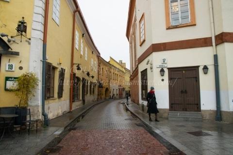 ヴィリニュス街歩き