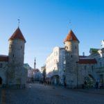 エストニア-タリンの小さな旧市街を歩いてみた