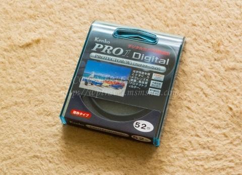 PRO1Dプロテクターワイド 52mm