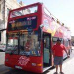 マルタ島・ゴゾ島観光に便利なHop on-Hop offバスに乗ってみた