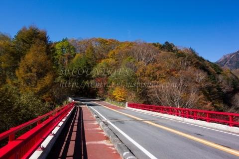 八ヶ岳高原ライン東沢大橋