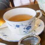 紅茶専門店「ディンブラ」のスリランカティー&スコーン
