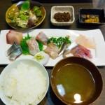 藤沢で海鮮ランチ!浪速割烹「薄~すすき」