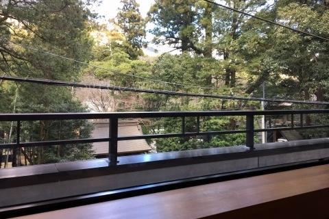 箱根湯本-花紋
