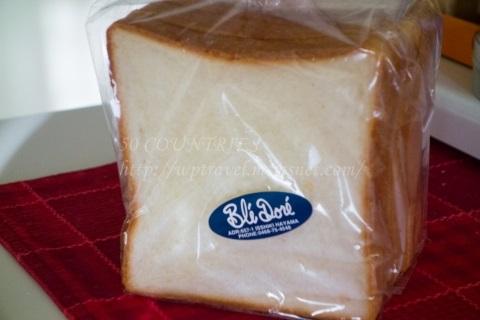 ブレドールのエシレ食パン