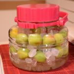 猛暑を乗り切る!氷砂糖とお酢で手作り梅シロップ