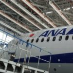 ANA機体工場見学(羽田新整備場)へ行ってきた