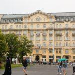 ワルシャワ中央駅近くのポローニアパレスホテル(Hotel Polonia Palace)