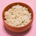 玄米だけを食べ続ける「七号食」に挑戦中