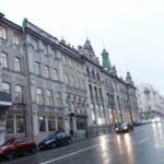 ウラジオストクの老舗ホテル「ベルサイユホテル(Versailles Hotel )」