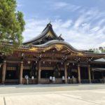 寒川神社には人形供養できる「人形奉斎殿」がある