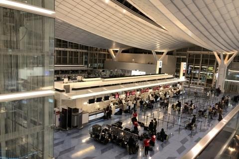 コロナ禍の空港