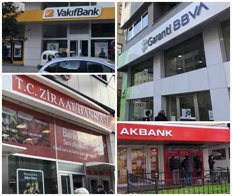 トルコ銀行ATM