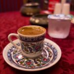 飲み終わったカップで占うコーヒー占い