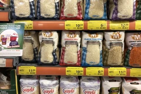 Migrosトルコの米