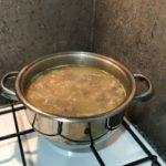 「クルファスリエ」という豆の煮込み料理